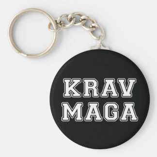 Chaveiro Krav Maga