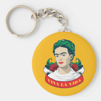 Chaveiro La Vida de Frida Kahlo | Viva