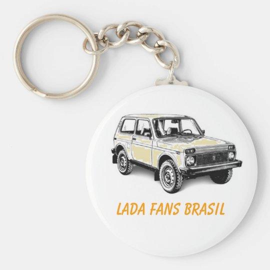 CHAVEIRO LADA FANS BRASIL