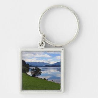 Chaveiro Lago Hallstattersee, cumes, Áustria