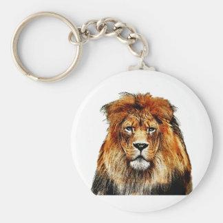 Chaveiro Leão africano