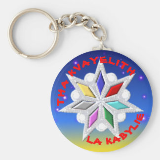 Chaveiro Levarchave estrela kabyle