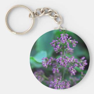 Chaveiro Lilacs do amanhecer