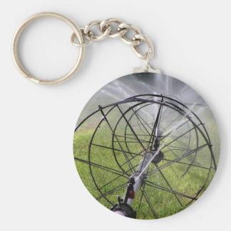 Chaveiro Linha da roda da irrigação
