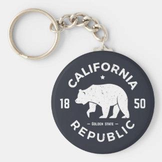Chaveiro Logotipo | de Califórnia o Golden State