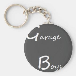 Chaveiro Logotipo dos meninos da garagem