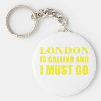 Chaveiro Londres está chamando e eu devo ir