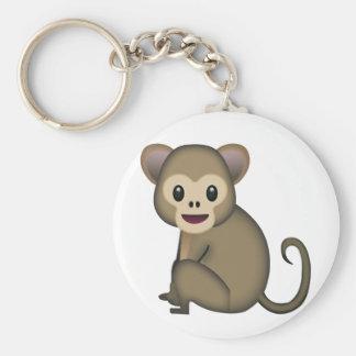 Chaveiro Macaco Emoji