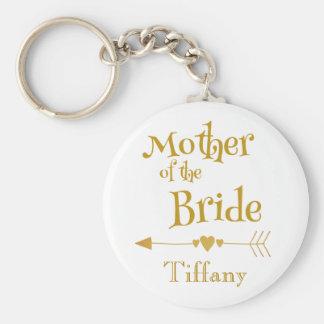Chaveiro Mãe da memória do casamento da noiva