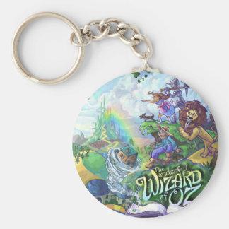Chaveiro Mágico de Oz