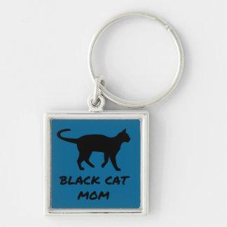 Chaveiro Mamã do gato preto