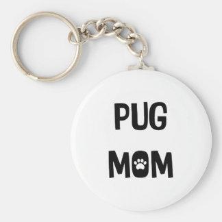 Chaveiro Mamã do Pug