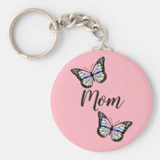 Chaveiro Mamã feita sob encomenda da borboleta