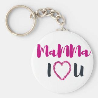 Chaveiro Mamães eu te amo
