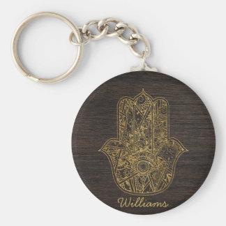 Chaveiro Mão de HAMSA do design do amuleto do símbolo de