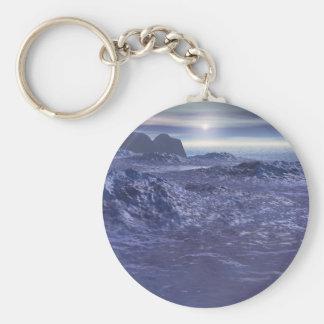 Chaveiro Mar congelado de Netuno