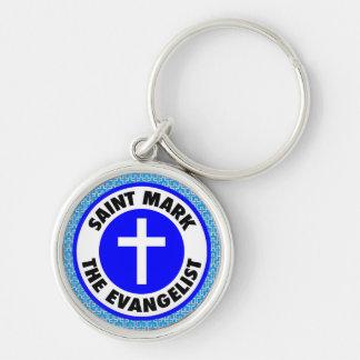 Chaveiro Marca de santo o evangelista