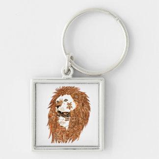 Chaveiro Máscara do leão