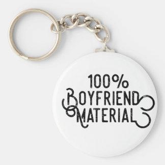 Chaveiro Material 100% do namorado