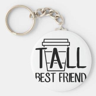 Chaveiro Melhor amigo alto