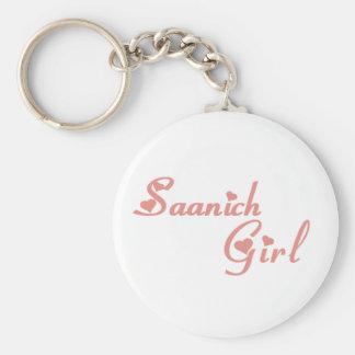 Chaveiro Menina de Saanich
