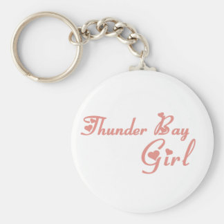 Chaveiro Menina de Thunder Bay