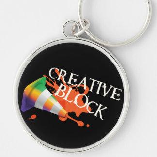 Chaveiro Mente criativa liberada