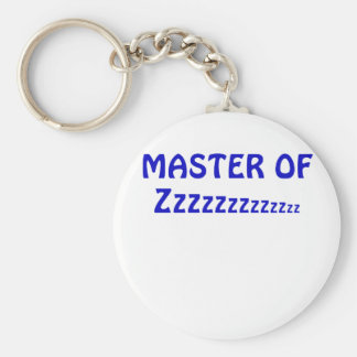 Chaveiro Mestre de Zzzzzz