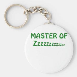Chaveiro Mestre de Zzzzzzzz