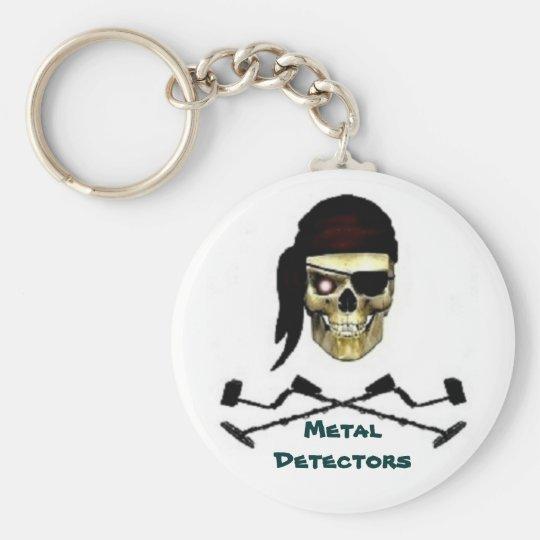 Chaveiro Metal Detector 01