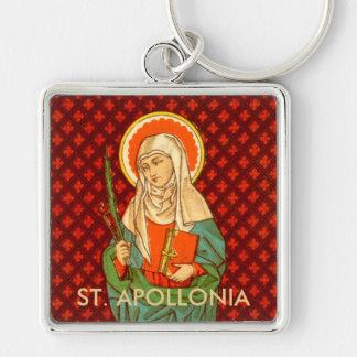 Chaveiro Metal superior do St. Apollonia (VVP 001)