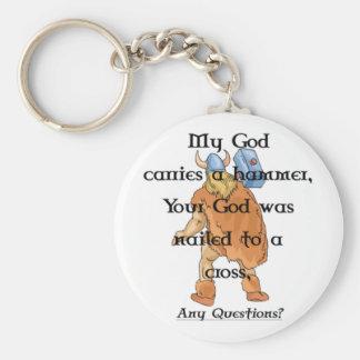 chaveiro meu deus