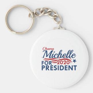 Chaveiro Michelle Obama 2020