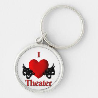 Chaveiro Mim teatro do coração