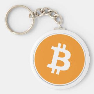 Chaveiro Moeda cripto de Bitcoin - para o Bitcoin ventila!