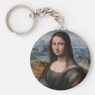 Chaveiro Mona Lisa
