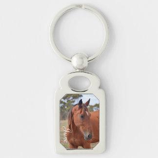 Chaveiro Monograma do cavalo