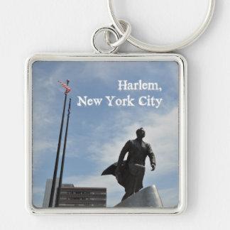 Chaveiro Monumento do Jr. de Adam Clayton Powell em Harlem