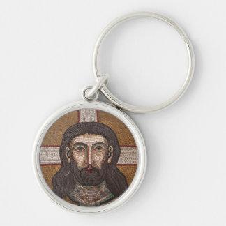 Chaveiro Mosaico de Jesus