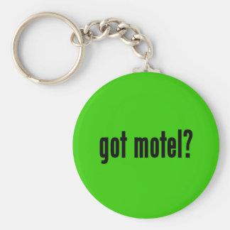 Chaveiro motel obtido?