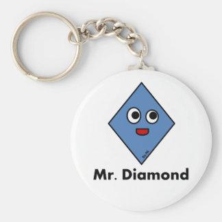Chaveiro Mr. Diamond By PA