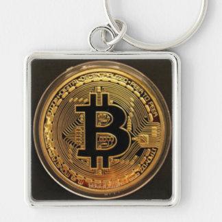 Chaveiro mudança chave do bitcoin