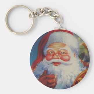 Chaveiro muito legal de Papai Noel
