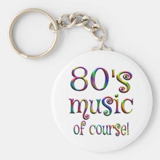 Chaveiro música 80s de Couse