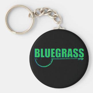 Chaveiro Música de Bluegrass