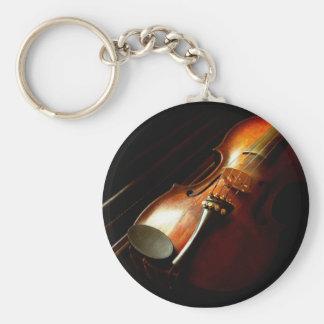 Chaveiro Música - violino - os clássicos