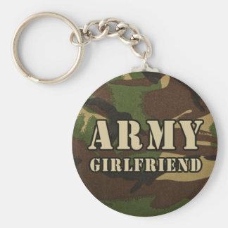 Chaveiro Namorada do exército
