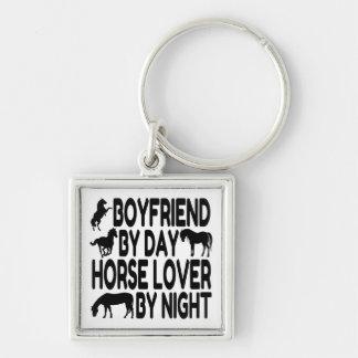 Chaveiro Namorado do amante do cavalo