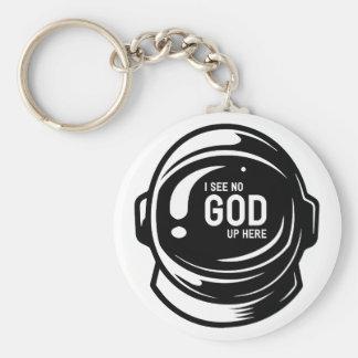 Chaveiro Não veja o deus