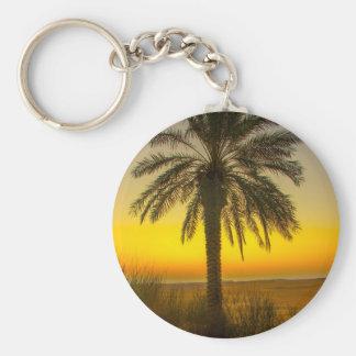 Chaveiro Nascer do sol da palmeira